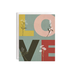 Overgrown Love Cards : Boxed Set of 8