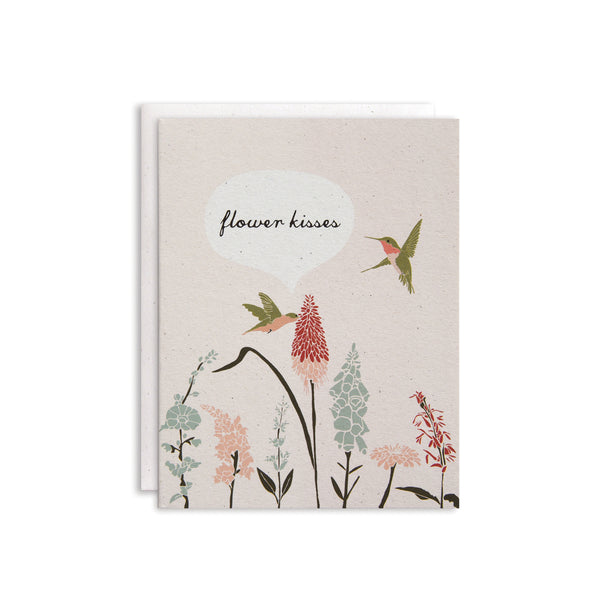 Flower Kisses Cards : Boxed Set of 8