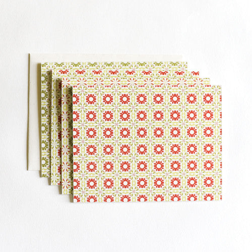 Holiday Chicory Cards : Boxed Set of 8