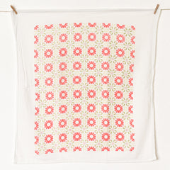 Chicory Towel : Coral