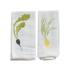 Beet + Onion Napkins