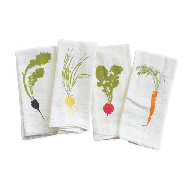 Root Veggies Napkins