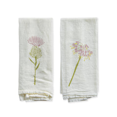 Thistle + Wild Onion Napkins