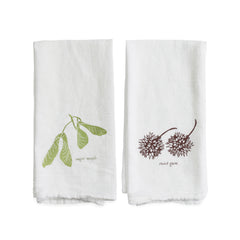 Sweet Gum + Sugar Maple Napkins