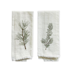 White Pine + Fir Napkins
