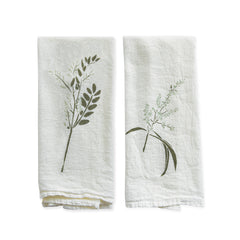 Licorice + Lemon Verbena Napkins