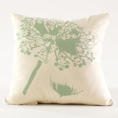 Queen Anne's Lace Pillow Cover