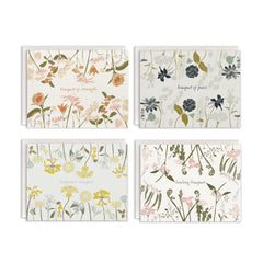 Language of Flowers Cards (Encouragement) : Boxed Set of 8