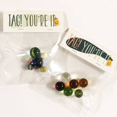 Tag, You're It Treat Bag Kit