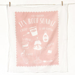 Tin Roof Sundae Towel