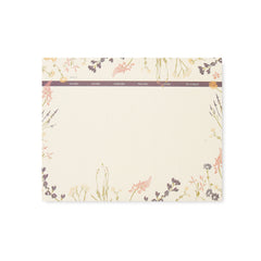 Wildflower Weekly Deskpad