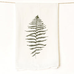 Wood Fern Towel