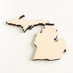 Wooden Michigan