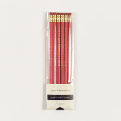 Bubble Gum in a Dish Pencils : Set of 6