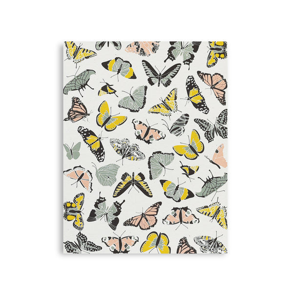 Butterfly Kisses Art Print