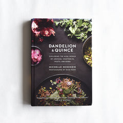 Dandelion and Quince Book