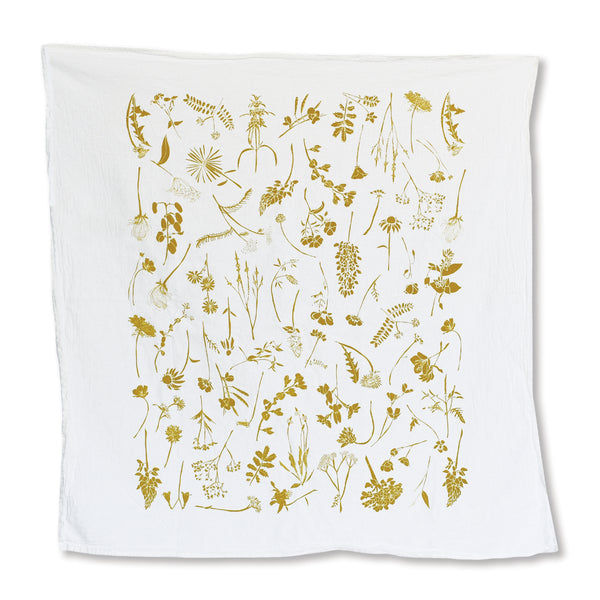 Wildflowers Towel : Earth