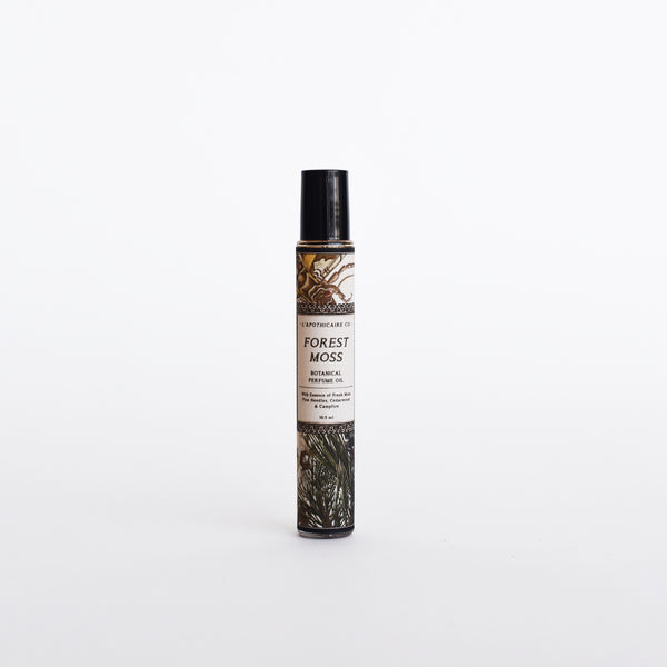 Forest Moss Perfume Oil Roller