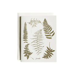 Fronds Card