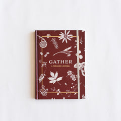 Gather : A foraging Journal