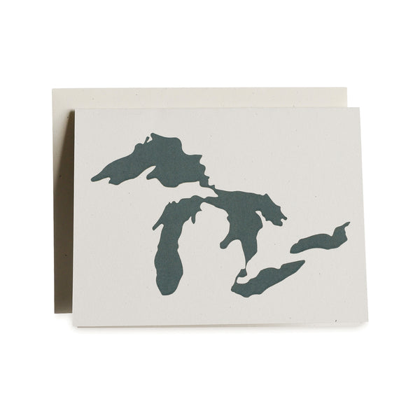 Great Lakes Card