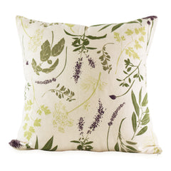 Herb Garden Pillow Cover