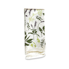 Herb Sprigs Napkins : Set of 4