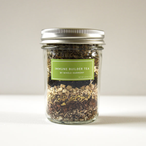 Immune Builder Tea Jar