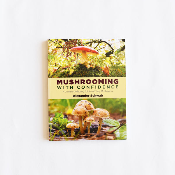 Mushrooming with Confidence Book