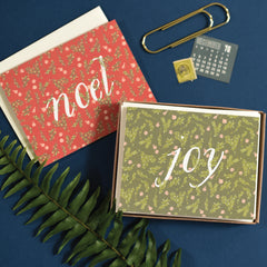 Joy & Noel : Boxed Set of 8