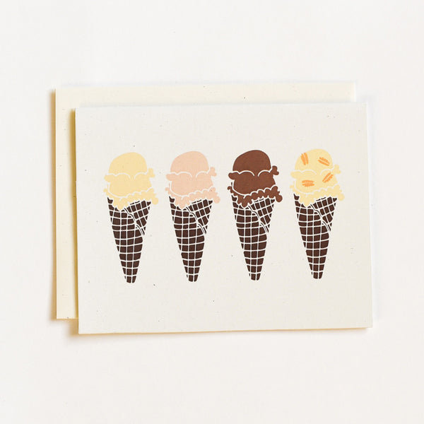 Original Flavors Card