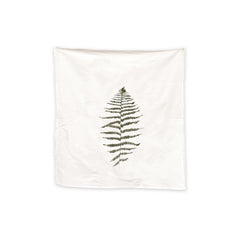 Napkin Print Error - Wood Fern