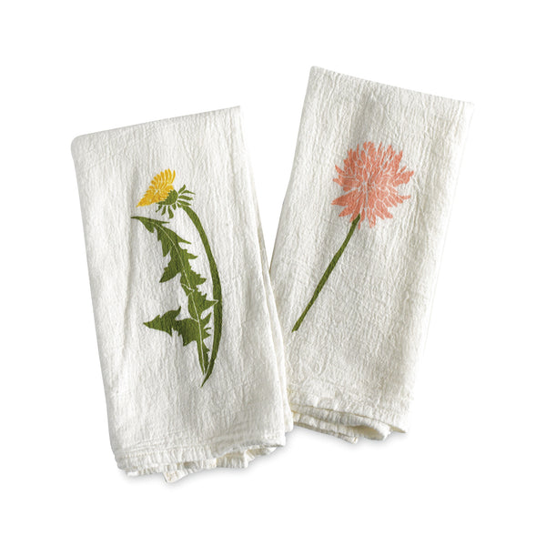 Pollinator Pretties Napkins : Set of 4