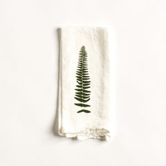 Resurrection Fern Napkin