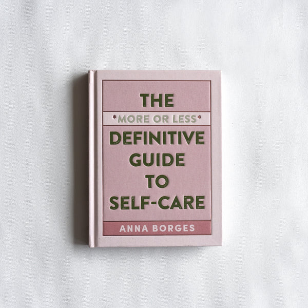 The Definitive Guide to Self Care Book