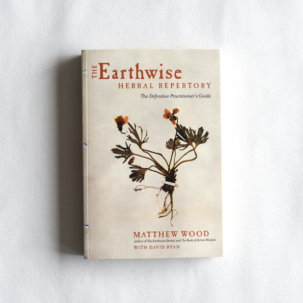 Earthwise Herbal Repertory Book