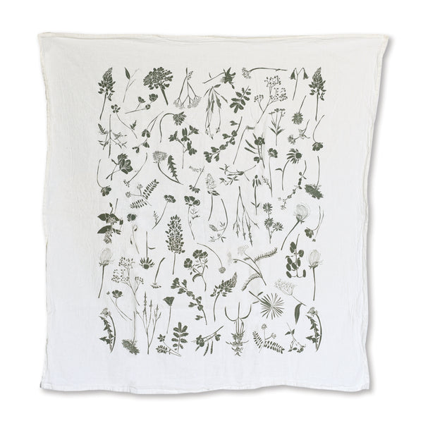 Wildflowers Towel : Water