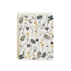 Western Wildflowers Card
