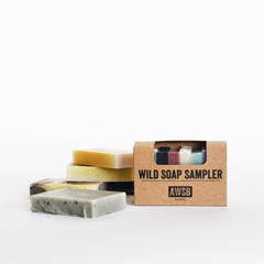 Wild Soap Sampler Box