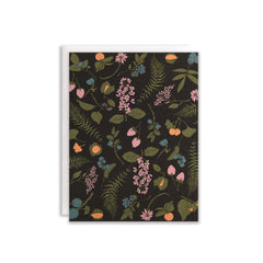 Wild Berries + Nuts Card