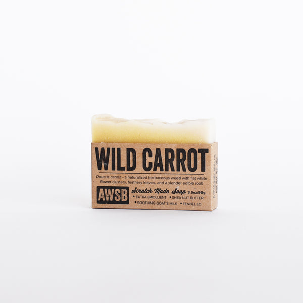 Wild Carrot Soap