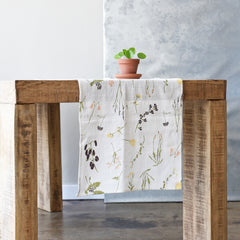 Eastern Wildflower Table Runner
