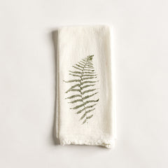 Wood Fern Napkin