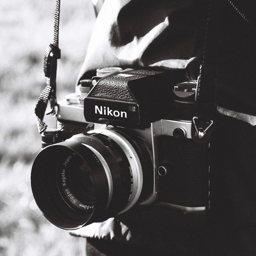 Two Broke Boys review: The Nikon F2