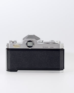 Nikon Nikkormat FT 35mm SLR Film Camera with 50mm f2 Lens