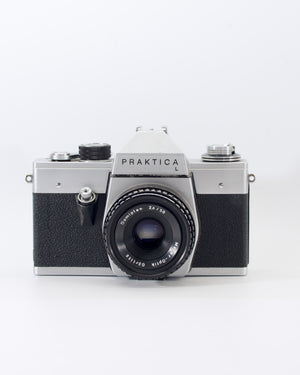 Praktica L 35mm SLR Film Camera with 50mm f2.8 Lens