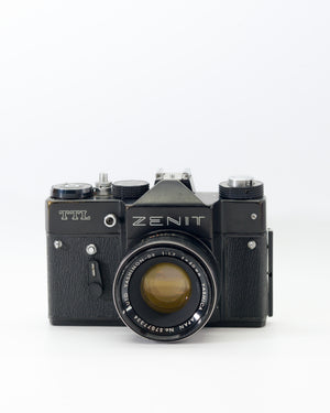 Zenit TTL 35mm SLR Film Camera with 50mm f1.7 Lens