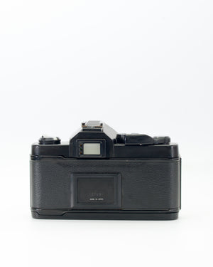 Chinon CM-4 35mm Type film camera with 50mm f1.9 lens