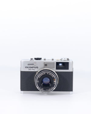 Olympus 35RC 35mm rangefinder film camera with 42mm f2.8 lens