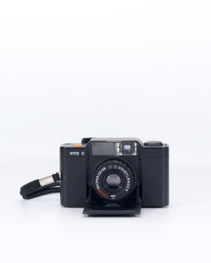 Voigtlander Vito C 35mm Point & Shoot film camera with 38mm f2.8 lens